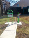 Image for Bike Repair Station, Beechwood Fire Hall - Ottawa, Ontario, Canada