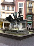 Image for Fontaine Rue du Sauvage - Mulhouse, Alsace, France