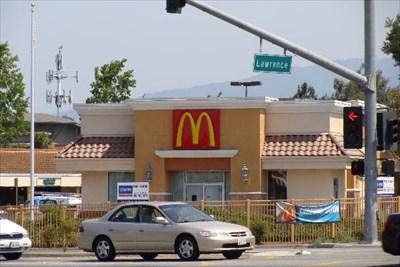New Prospect Road Mcdonalds Saratoga Ca Mcdonald S