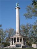 Image for New York Peace Monument - Lookout Mountain, TN, USA