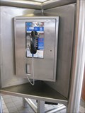Image for Colma Bay Area Rapid Transit Station Payphone - Colma, CA