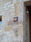 Image for Way Marker - Rocamadour, France