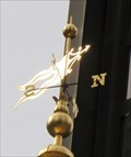 Image for Old State House - Comet Weathervane - Boston, Massachusetts, USA.