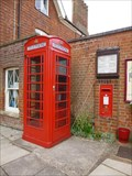 Image for Red Phone Box - Bletchley Park - Buckinghamshire, Great Britain.