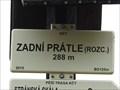 Image for 288m - Zadni Pratle (rozc.) - Brno, Czech Republic