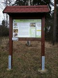 "Image for Flora and Fauna Information Sign ""Císarský Hamry"" /Czech Republic"