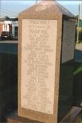 Image for World War I Memorial - Schuyler County Monument - Lancaster, MO