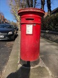 Image for Victorian Pillar Box - Maresfield Gardens, Hampstead, London NW3, UK