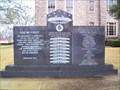 Image for Cherokee County Peace Officers Memorial - Rusk, TX