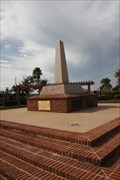 Image for War and Peace Obelisk -- Texas City TX