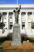 Image for Solano County, CA, WWI Memorial