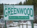 Image for Welcome to Greenwood - Greenwood, BC