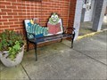 Image for Bookworm and Cat In The Hat benches - St. Pauls, North Carolina