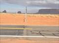 Image for Arizona/Utah Border Crossing on US Highway 163