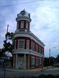 Image for Former Bank of Robeson, now Maxton, NC Town Hall