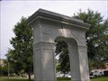 Image for Confederate Memorial Arch - Canton, Ga