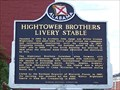 Image for Hightower Brothers Livery Stable - Sylacauga, AL