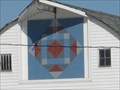 Image for Jack In the Pulpit Barn Quilt, rural Holland, IA