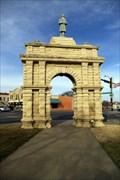 Image for Civil War Memorial Arch - Junction City