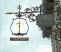 """Image for Sign of """"Gaststätte Pumpe"""", Ahrweiler - RLP / Germany"""