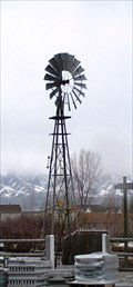 Image for Windmill at Linden Nursery - Lindon, Utah
