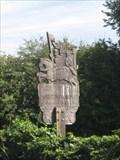 Image for Shernborne   Village sign Norfolk