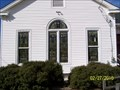 Image for Sanctuary Windows - Deatsville Chapel, Deatsville, Alabama USA