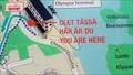 Image for You Are Here - Olympia Terminaali - Helsinki, Finland