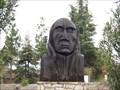 Image for Los Gatos Lodge Carved Native American - Los Gatos, Ca