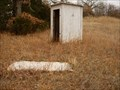 Image for Cemetery Outhouse - Warwick, OK
