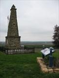 Image for Kellogg's Grove Blackhawk War Monument - Kent, IL