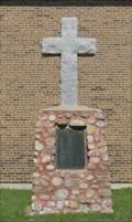 Image for St. John's Evangelical Lutheran Church Cairn - Morrisburg, Ontario