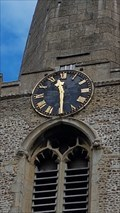 Image for Church Clock - St Margaret - Hemingford Abbots, Huntingdonshire