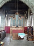 Image for Church Organ - St Andrew's - Kegworth, Leicestershire