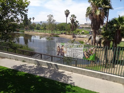 veritas vita visited La Brea Tar Pits