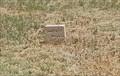 Image for Marvin Hill - Lee Cemetery, Guymon, OK