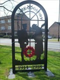 Image for Hope& Glory - 'Christmas Truce' - Fenton , Stoke-on-Trent, Staffordshire, UK.