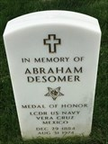 Image for Abraham DeSomer - San Francisco National Cemetery