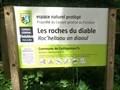 Image for Les Roches du Diable, Guilligomarc'h, Bretagne, France