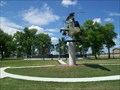 Image for Attack Helicopter, Veterans Park, Watertown, South Dakota
