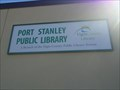 Image for Port Stanley Public Library - Port Stanley, Ontario
