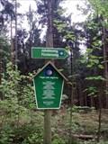 Image for Tafel im Tharandter Wald - Lk. Sächs. Schweiz-Osterzgebirge, Sachsen, D