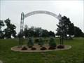 Image for DeWitt Evergreen Cemetery Arch - DeWitt, Mo.