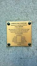 Image for Lawrence Hall Courtyard - 2006 - University of Oregon