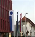 Image for Municipal Flag - Lenzburg, AG, Switzerland