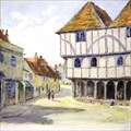 "Image for ""The Guildhall, Thaxted, Essex 1950"" by Paul Smyth – Guildhall, Watling St, Thaxted, Essex, UK"