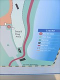 """Image for Seal Point Dog Park """"You are here"""" - San Mateo, CA"""