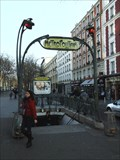 Image for Bouche d'Entrée Guimard Station Alexandre Dumas - Paris, France