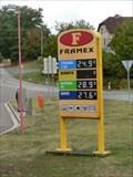 Image for E85 Fuel Pump FRAMEX -  Hrochuv Týnec, Czech Republic