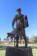 Image for Light Horse Memorial - Tongala, Vic , Australia